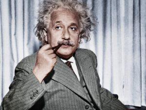 পৃথিবী সেরা বিজ্ঞানী আলবার্ট আইনস্টাইন